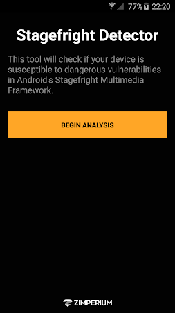 Stagefright Detector App 2.0 screenshot 26187