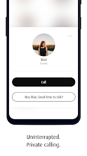 tlkn — Free HD calls Screenshot