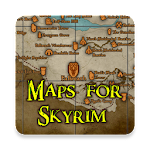 Maps for Skyrim Free Icon