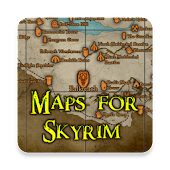 Maps for Skyrim Free