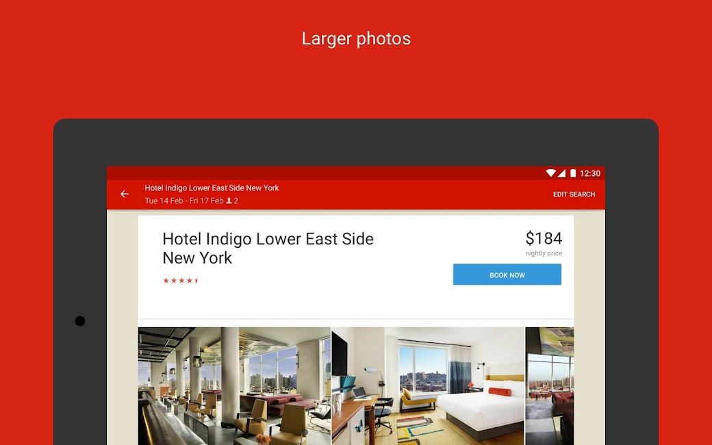 #18. Hotels.com – Hotel Reservation (Android)
