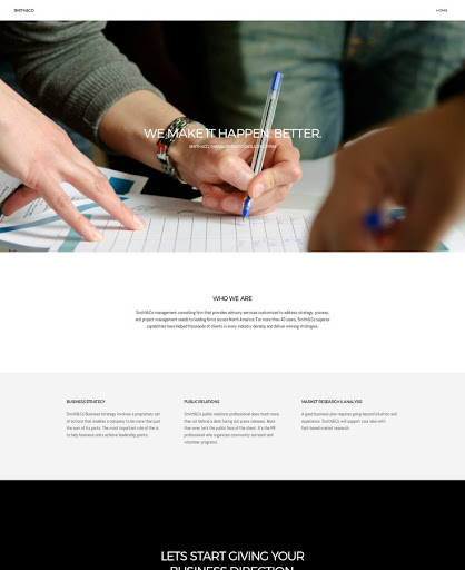 Build a Pen & paper Website