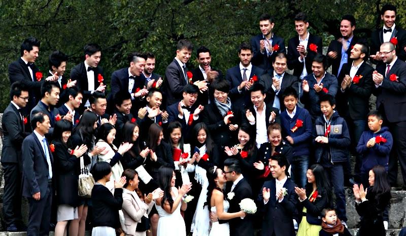 matrimonio Cinese di zucco