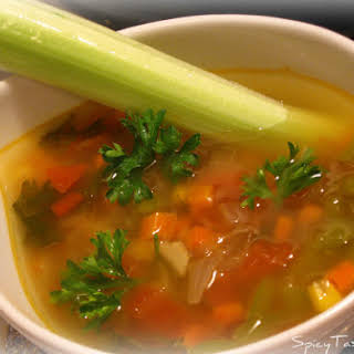 Clear Vegetable Broth Soup Recipes.