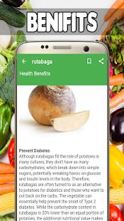 Rutabaga Benefits - náhled