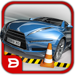 Car Parking Game 3D - Real City Driving Challenge Icon