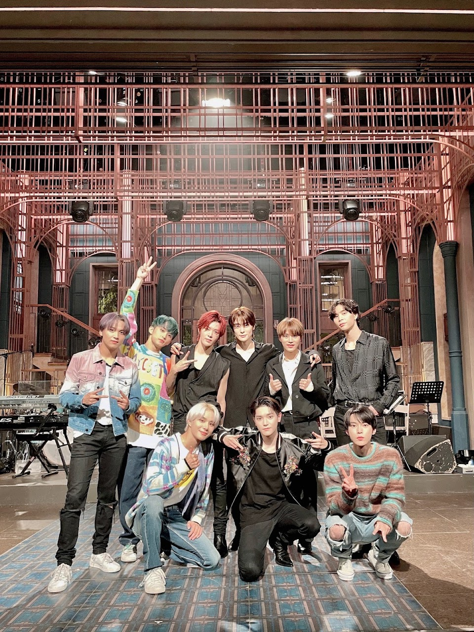 nct 127 saturday night live korea @NCTsmtown_127
