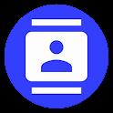 Amaze Contacts Pro icon