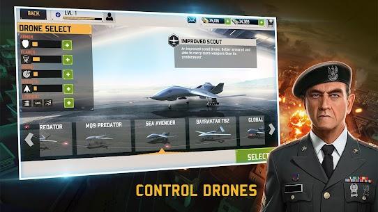 Drone : Shadow Strike 3 v1.12.132 (Mod Money) 2