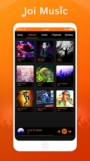 Music Pro 2019 u2013 Set Callertune, Joi Music screenshots 1