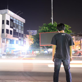 Slow Speed by Jao Urode Zetsu - City,  Street & Park  Street Scenes