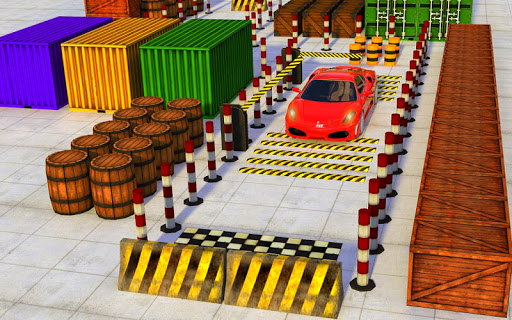 Télécharger King Car Parking Multi Drive: Parking en garage APK MOD (Astuce) screenshots 3