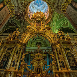 Green Peter by Antonello Madau - Buildings & Architecture Places of Worship