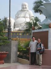 Photo: Thầy Cao và bạn