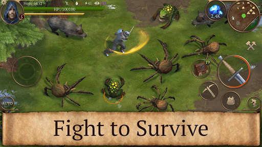 Stormfall: Saga of Survival 1.00.2 screenshots 1