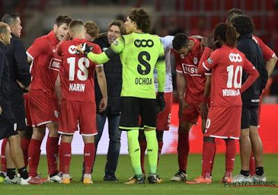 Le Standard premier représentant belge au classement européen de l'emploi de joueurs formés au club