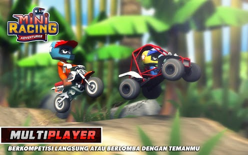 Mini Racing Adventures Android apk