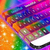 Rainbow Color For GO Keyboard