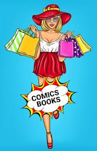 Comics Prank Game