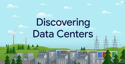 La serie di video di animazione Alla scoperta dei data center spiega l'innovazione che permea i data center di Google.