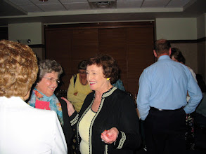Photo: Mary Hadley and friends