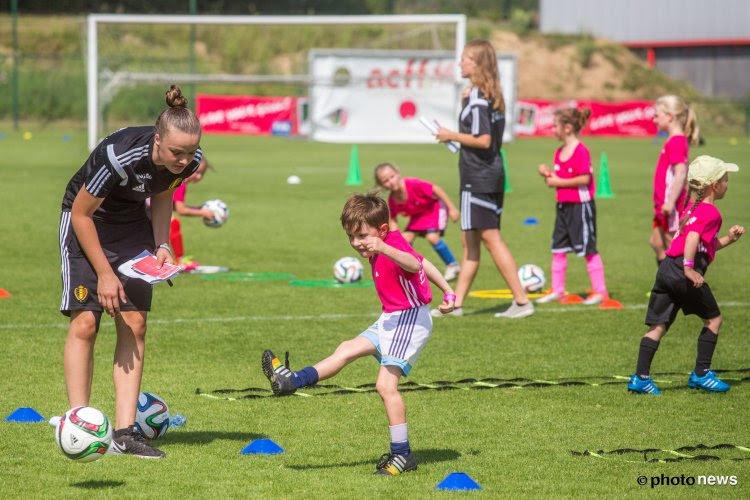 Ook in 2019 zijn er footfestivals voor de jeugd der Flames