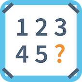 Numbers Quiz - Math Logic Game