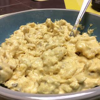 Creamy Crock Pot Mac and Cheese.