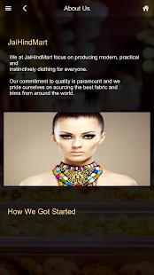 JaiHindMart screenshot