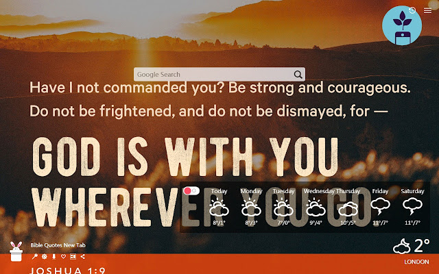 Bible Quotes New Tab, Wallpapers HD