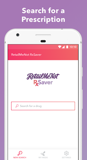 RetailMeNot Rx Saver 3.0.5 screenshots 1
