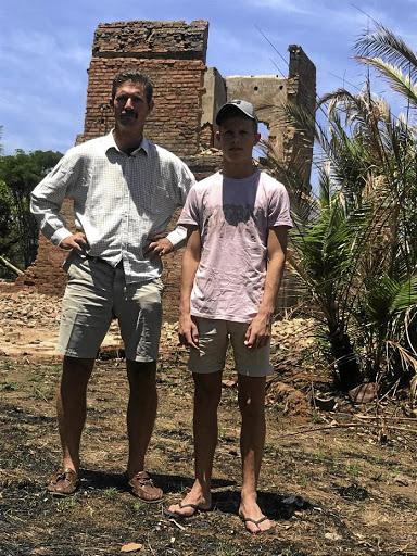 Grim harvest for white farmers