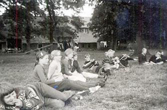 Photo: Bosvolk 1966