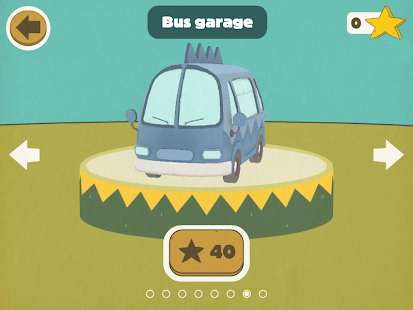 Busy Wheels: City Bus- screenshot thumbnail