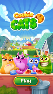 Cookie Cats MOD (Infinite Lives/Coins/Boosters/Yarn) 5