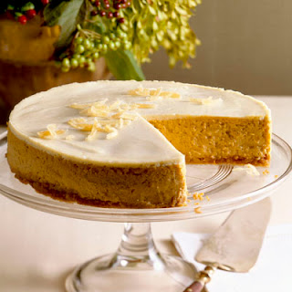 Our Favorite Pumpkin Cheesecake