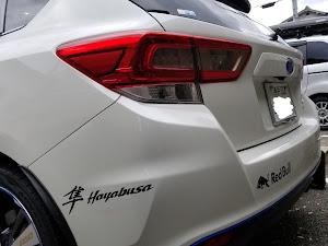インプレッサ スポーツ GT6 2.0i-S EyeSightのカスタム事例画像 athuyukiさんの2018年11月14日22:24の投稿