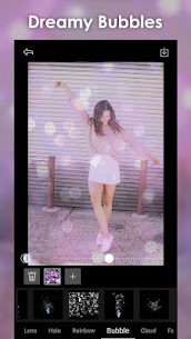 Lens light – photo flare effects 4