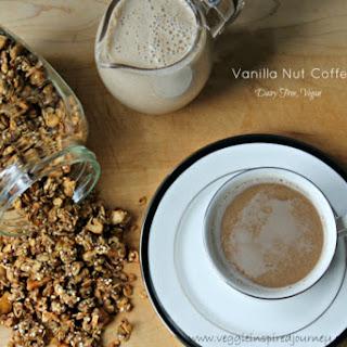 Vanilla Nut Coffee Creamer [Vegan, Gluten-Free]