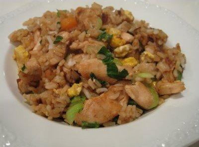 2-night Stand Fried Rice Recipe