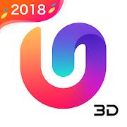U Launcher 3D - тема для Android, живые обои