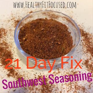 21 Day Fix Clean Seasoning Mixes