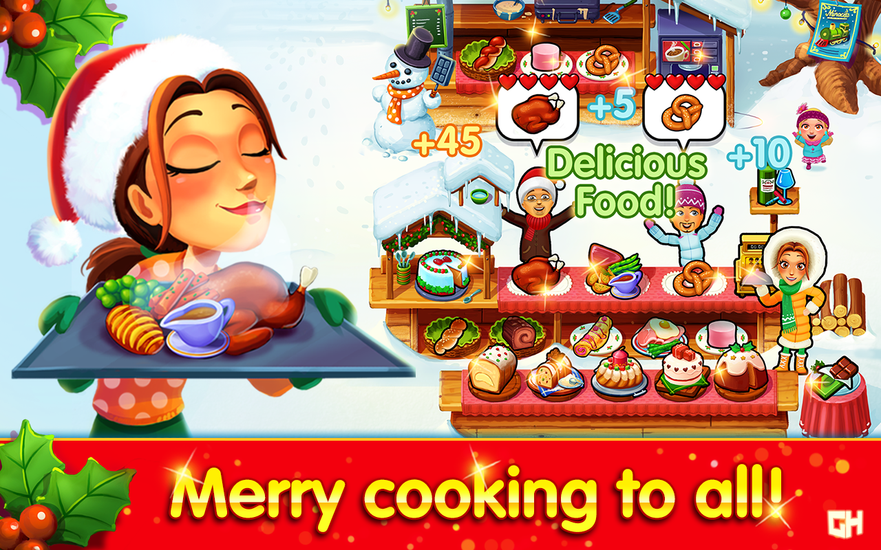 MOD Delicious - Christmas Carol Fully Unlocked - VER. 14.0