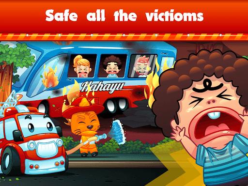 Marbel Firefighters - Kids Heroes Series  screenshots 8