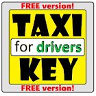 TAXIKEY FREE for drivers icon