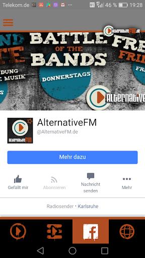 AlternativeFM 2.0 screenshots 3