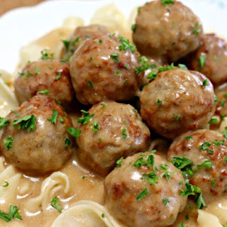 Delicious Swedish Meatballs Using Frozen Meatballs Recipe
