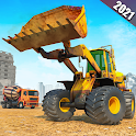 Heavy Excavator - Demolish Construction Game icon