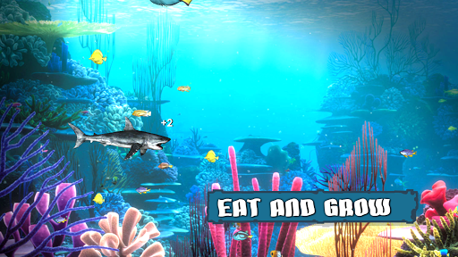 King of the Fish Tank: It's a fish eat fish world apkpoly screenshots 3