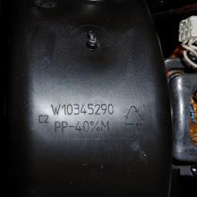 Photo: W 10345290 Ventilatorgehäusedeckel